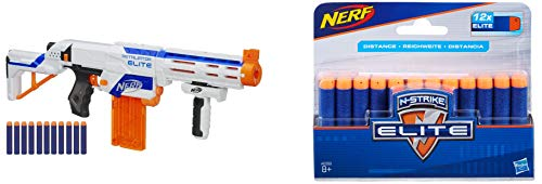 Nerf N Strike Elite Retaliator Blaster with 12 Dart Refill