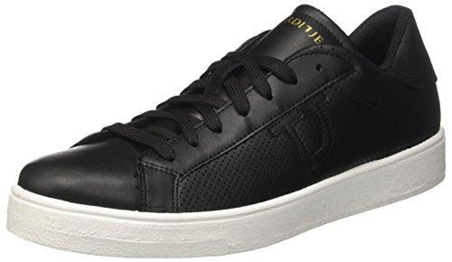 Collo 77S57153 Nero Trussardi Uomo Jeans Basso a Sneaker 5IzUxaqw