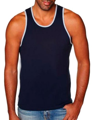 next-level-nl3633-100-cotton-mens-jersey-tank-midnight-navyheather-grey-large