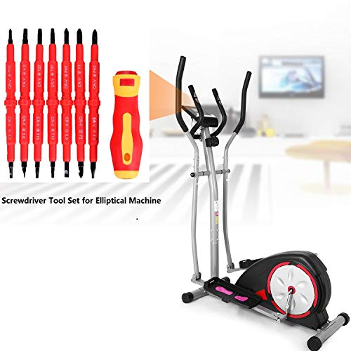 Bestlucky Screwdriver Tool Set for TP511 Elliptical Training Machines