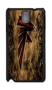 NFL Atlanta Falcons Samsung Galaxy Note 3 N9000 Hard Case Cover Custom Personalized Fashion NFL Atlanta Falcons Samsung Galaxy Note 3 N9000 Case