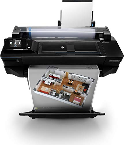 (HP DESIGNJET T520 24-in 2018 ED. Printer )