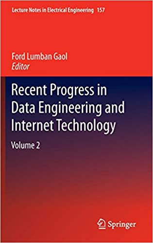 Recent Progress in Data Engineering and Internet Technology: Volume
