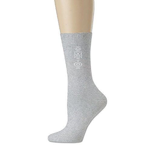 Unisex Comfort SocksDa Vinci CodeSport Sock Cotton Socks All-season Cotton Crew Work Socks (Ash Short Sleeve T-shirt)