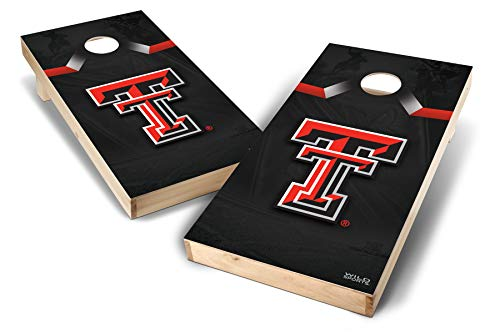 PROLINE NCAA College 2' x 4' Texas TeCH Red Raiders Cornhole Board Set - Wild