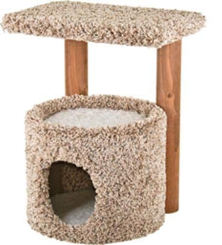(WARE DOG/CAT Kitty Condo with Perch, 20.5