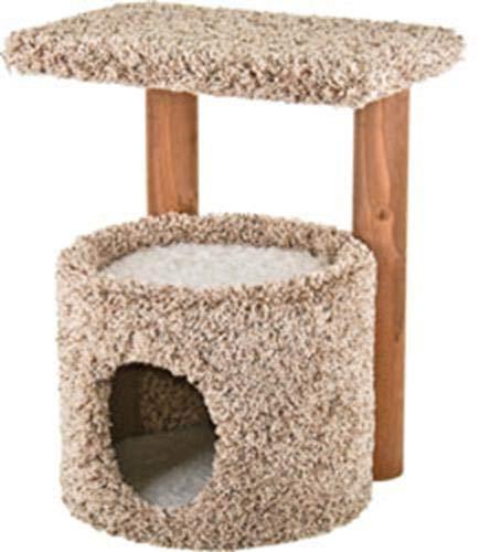 WARE DOG CAT Kitty Condo with Perch, 20.5
