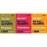 40 Days JEE Main Physics, Chemistry, Mathematics