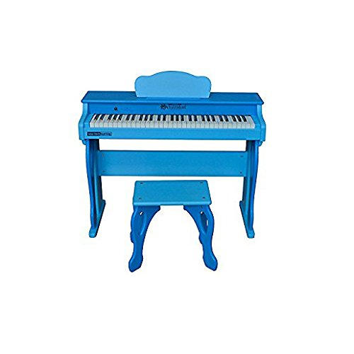 Schoenhut My First Piano Tutor, Blue, One Size