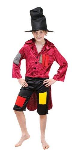 Artful Dodger Childs Fancy Dress Costume - L (Artful Dodger Fancy Dress Costume)