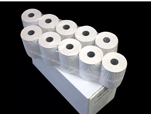 57 x 30mm Thermal Paper Till Rolls For Credit Card ALL PDQ Machines (20 Rolls) DSP