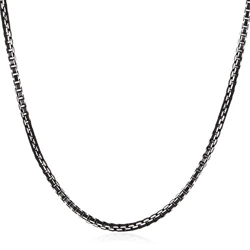 U7 Jewelry Plated Stainless Necklace