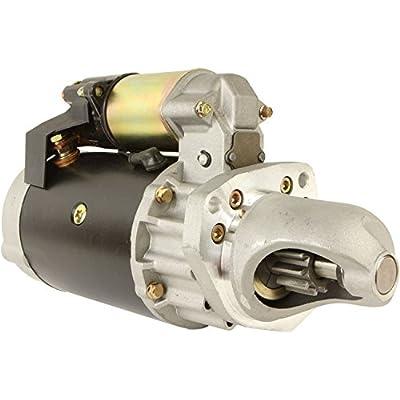 DB Electrical SND0388 New Starter For 410 410D 510 510D 710 710D 540 540E John Deere Backhoe Loader 1990 + 128000-7230 128000-7231 RE39832 RE43421 SE501421 17625: Automotive