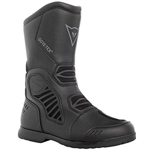 Road Gore Tex Motorcycle - Dainese Solarys Gore-TEX Motorcycle Boots Black