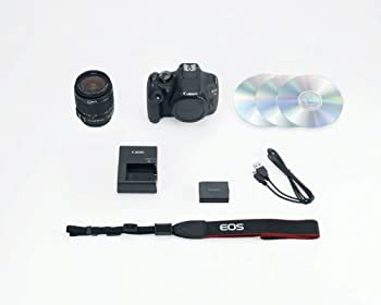 Canon Eos Rebel T5 Digital Slr Camera Kit With Ef-s 18-55mm Is Ii Lens 2