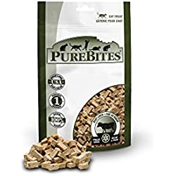 Purebites Beef Liver For Cats, 1.55Oz / 44G - Value Size