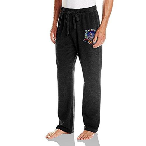 Grateful Dead Queen Of Spades Men Long Sweatpants Jogging Pants American Jogger Pants