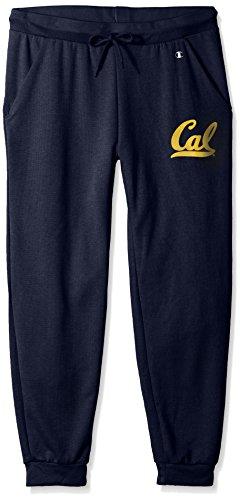 NCAA California Golden Bears Women's Cool Down Pant, Medium, (Bears Womens Pants)
