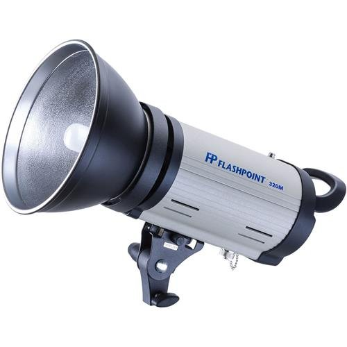 DC Monolight Strobe. 150 Watt Second AC Flashpoint II 320M