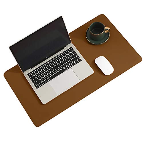 Leather Desk Pad ProtectorMouse