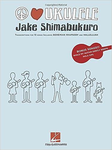 Jake Shimabukuro Original Ukulele Band Schwarz Saiten Instrument Zubehör