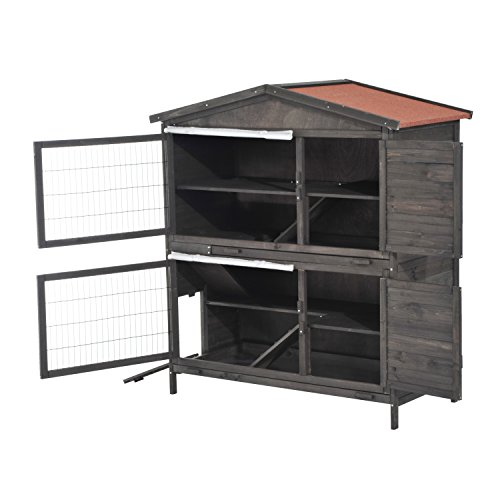 Top indoor rabbit hutches for multiple rabbits for 2019