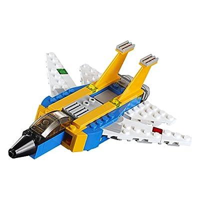 LEGO Creator Super Soarer 31042: Toys & Games