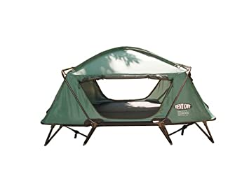 K&-Rite Tent Cot Double Tent Cot (Green)  sc 1 st  Amazon UK & Kamp-Rite Tent Cot Double Tent Cot (Green): Amazon.co.uk: Sports ...