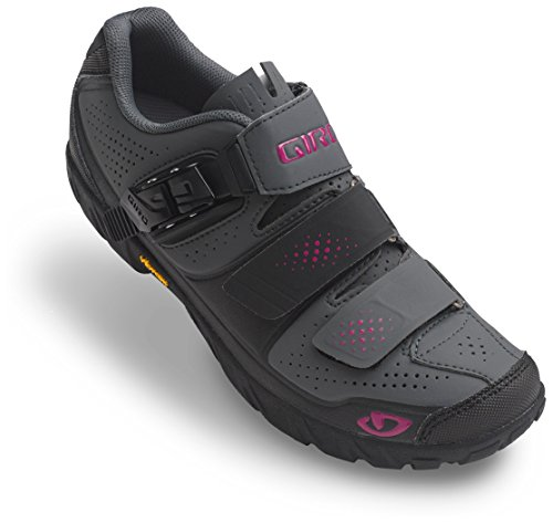 Giro Terradura Cycling Shoe - Women's Dark Shadow/Berry 37