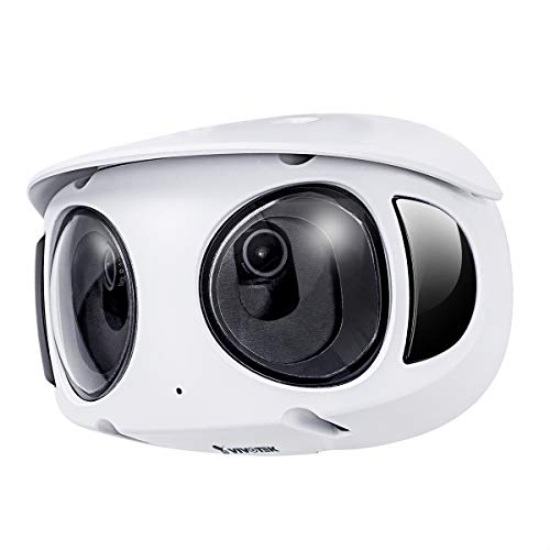 Vivotek MS9390-Hv Multi-Sensor 8MP Dome Network 180 Degrees Panoramic Camera