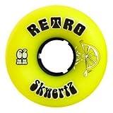 : 62MM SKWERTZ (ABSKW62) Longboard Wheels (Set of 4)