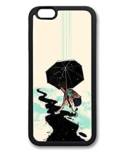Fun Day Iphone 6 Protective Case Abstract Painting A Paper Boat Custom Plastic And Tpu Back Case For Iphone 6 4.7