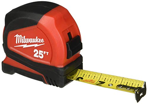 Milwaukee 48-22-6625 25' General Contactor Tape ()