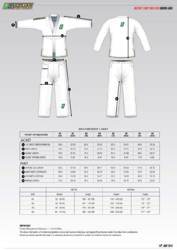 Brazilian-Fight-Wear-MANAUS-Kimono