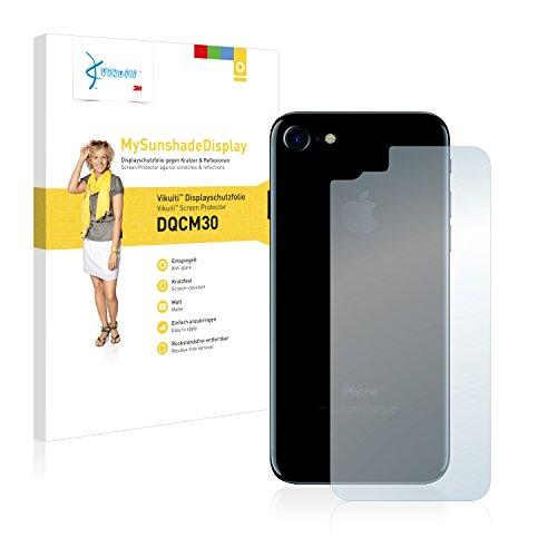 Vikuiti Pellicola Protettiva Schermo DQCM30 da 3M per Apple iPhone 7 Posteriore (intera superficie)