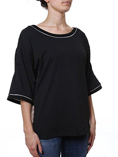 Pinko T-Shirt Donna GIOVALEZ99 Cotone Nero