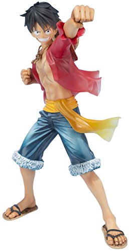 Bandai Tamashii Nations Figuarts Zero Monkey D. Luffy -5th Anniversary Edition- One Piece Action Figure from Bandai