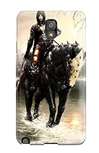 DanMarin Galaxy Note 3 Well-designed Hard Case Cover Strong Warrior Protector