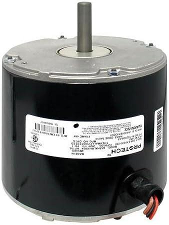 [DIAGRAM_38IU]  Amazon.com: K55HXLRH-0824 - OEM Upgraded Emerson Condenser Fan Motor 1/5 HP  208-230/220-240 Volts 850 RPM: Kitchen & Dining | 208 220 Volts Fan Motor Wiring Diagrams |  | Amazon.com