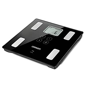 OMRON VIVA Bluetooth Smart Scale and Body Composition Monitor With Body Fat, Body Weight, Visceral Fat, Skeletal Muscle, Resting Metabolism and BMI