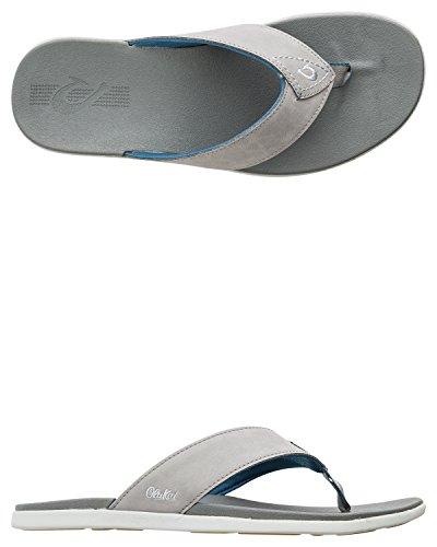 Men's Charcoal Olukai Sandal Fog Holona xqXwvF6Y