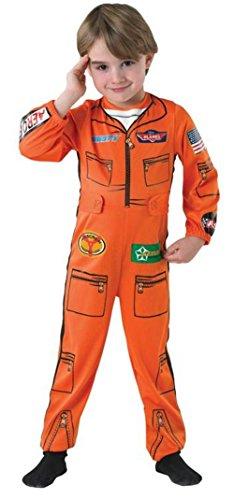 [Rubies Disney Planes Dusty Crophopper Flight Suit Children's Fancy Dress Costume Large 7-8 Years 128] (Costumes By Dusty)