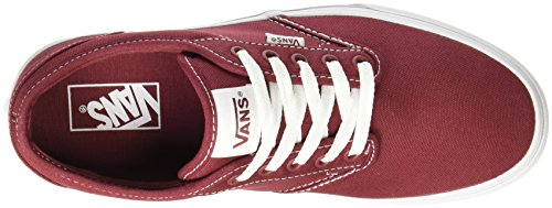 Printed Atwood Uomo Vans Sneaker Fox Rosso dgZnIqF