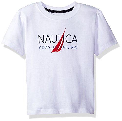 Nautica Short Sleeve Graphic Shirt