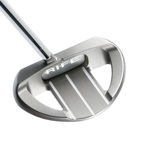 Rife Island Series Barbados Center Shafted Putter (Right Hand, 35-Inch), Outdoor Stuffs