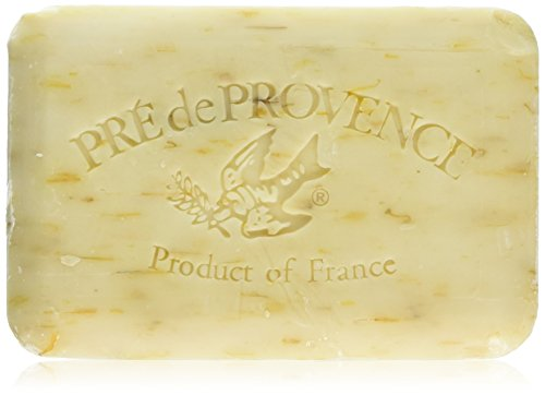 Price comparison product image Pre de Provence Artisanal French Soap Bar Enriched with Shea Butter, Quad-Milled For A Smooth & Rich Lather (250 grams) - Angel's Trumpet