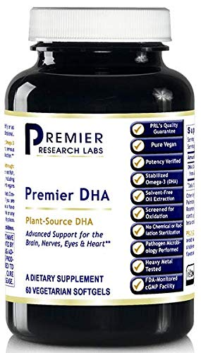 Premier Research Labs DHA -  (60 Capsules) by Premier Research Labs