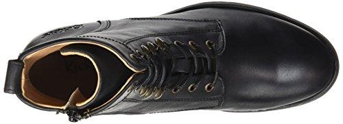 Zapatillas de Astralbis Mujer Kickers Estar para Negro Casa 8 Schwarz por HCq5w