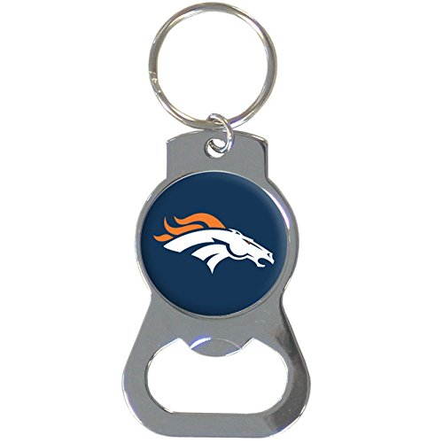 Siskiyou NFL Denver Broncos Bottle Opener Key Chain