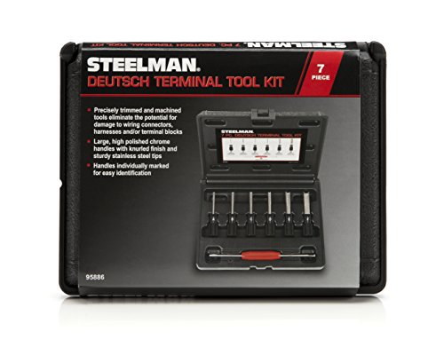 Steelman 95886 7-Piece Deutsch Terminal Tool Kit by Steelman (Image #8)